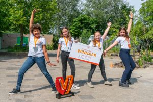 Winnaars Junior Zilverlinde